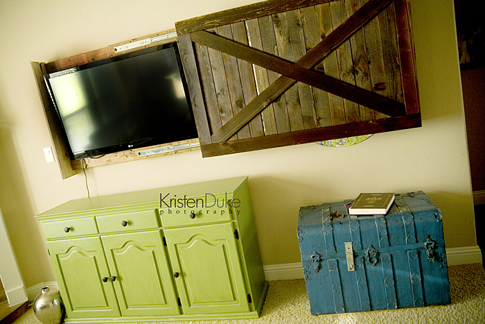 Diy Sliding Barn Door Tv Cover Doors Entertainment Rec Rooms Home Decor