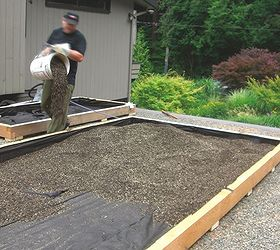 You will then line your planters and add green roof soil. You are now ready & Build an Edible Rooftop Garden | Hometalk
