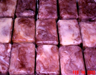 love handmade soap but hate to wait for it to cure, crafts, Hot Processed Handmade Good for you Soap Ready to use the very day you make it