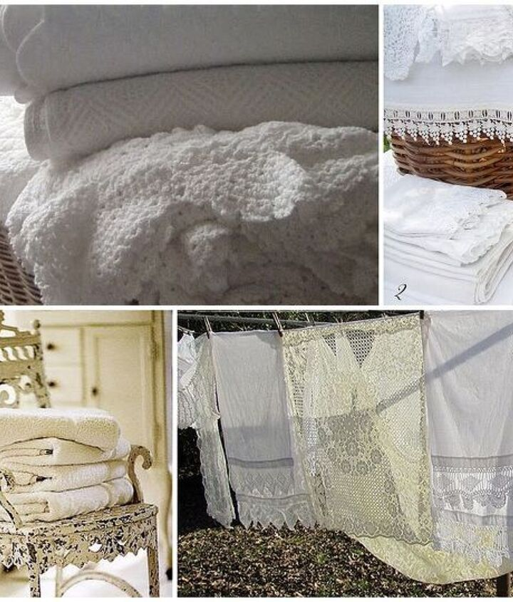 Don't let rust stains ruin beautiful linens.