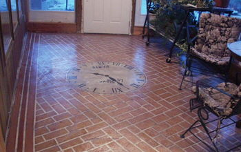 Painted Concrete Floors That Last and Last and Last