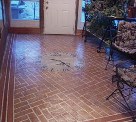 painted concrete floors that last and last and last diy flooring painting