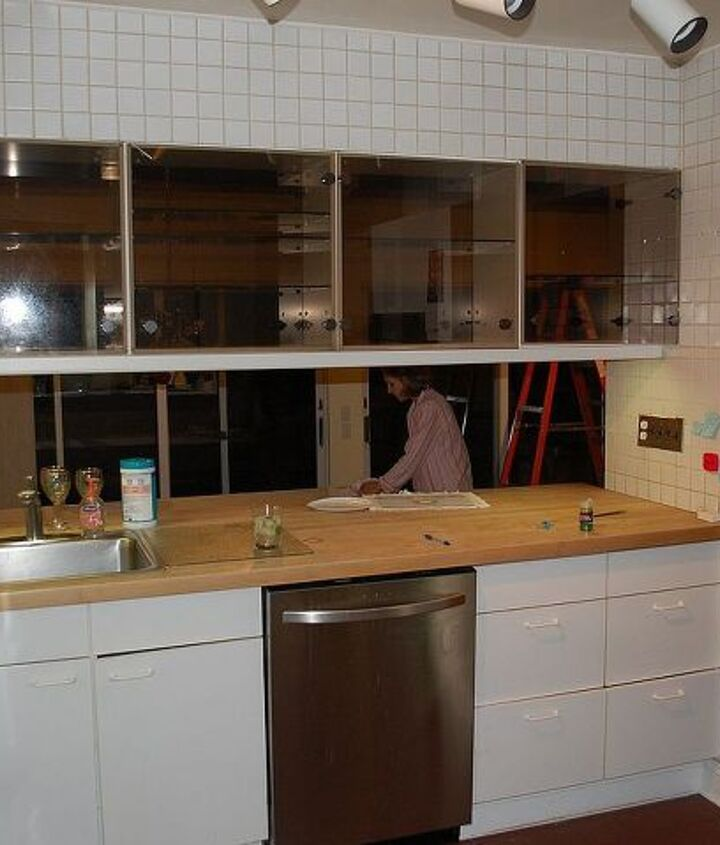For 18 Years We Lived With This1970's Kitchen