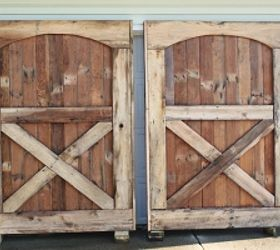 Superbe Making Barn Doors From Barn Floors, Doors, Repurposing Upcycling,  Woodworking Projects, Our
