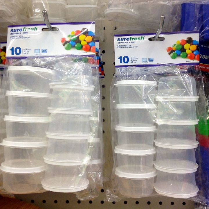 6 dollar store organization products for every home, organizing, Small lidded container