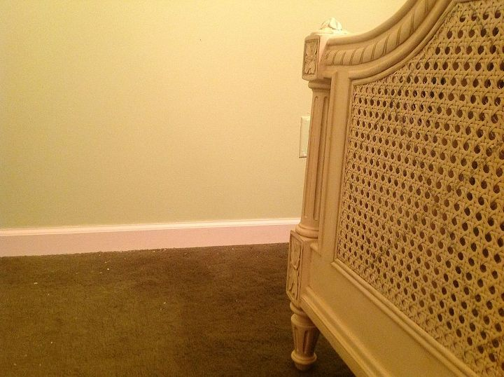 need opinions on curtain choices, home decor, shabby chic, Here s an example of the paint color