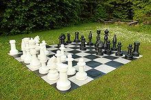 diy a backyard checker and chess board, diy, outdoor living