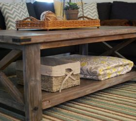 DIY Rustic Coffee Table Hometalk
