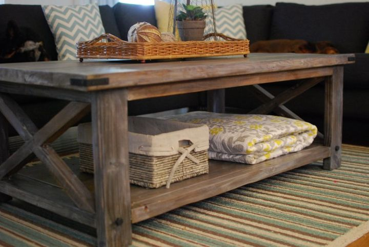 Diy Rustic Coffee Table Home Decor Painted Furniture To Give