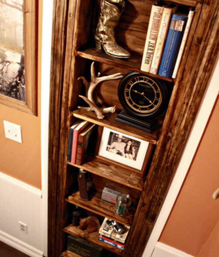 hidden bookcase door, doors, entertainment rec rooms, storage ideas