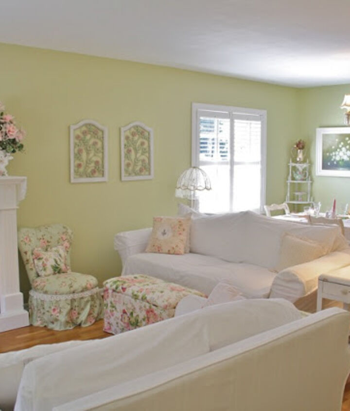 a tour of my downtown cozy shabby home, home decor, living room ideas