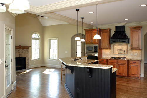 are keeping rooms a new kitchen trend hometalk. Black Bedroom Furniture Sets. Home Design Ideas