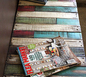 10 Bench Ideas, Diy, How To, Painted Furniture, Repurposing Upcycling,  Rustic. Pallet Bench