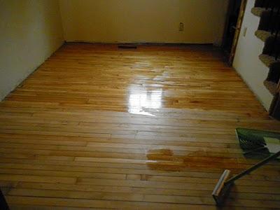 Refinished 100 Year Old Hardwood Flooring Hometalk