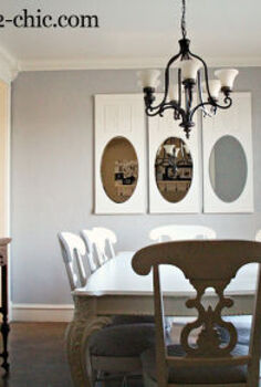 diy wall mirrors for my dining room, crafts, dining room ideas, home decor, wall decor, Mirrors for the dining room