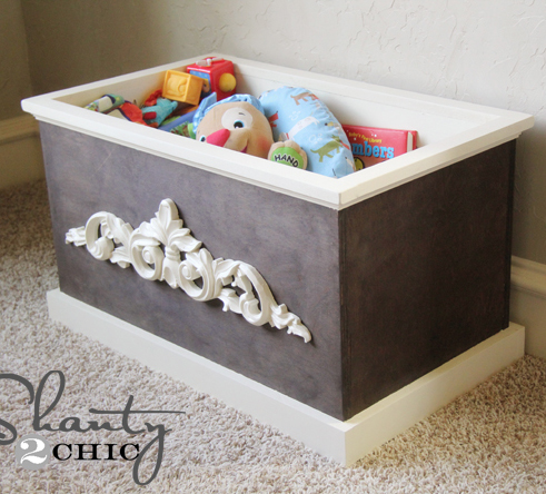 a diy toy or blanket box for my bedroom, diy, how to, woodworking projects, DIY Wood Toy Box