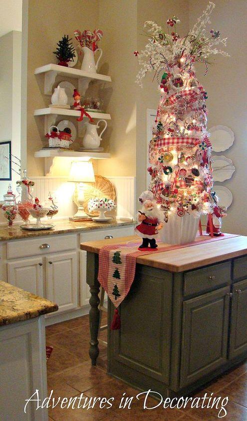 our 2012 christmas kitchen, kitchen design, seasonal holiday decor