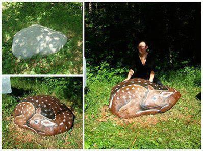 painted rocks, crafts