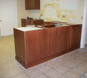 I am considering buying American Woodmark cabinets from Home Depot ...