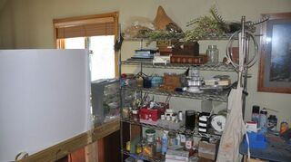 i need some storage shelves like the ones you made, shelving ideas, storage ideas, wire storage shelves
