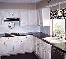 Chalkboard Countertops, Chalkboard Paint, Countertops, Diy, How To, Kitchen  Design,