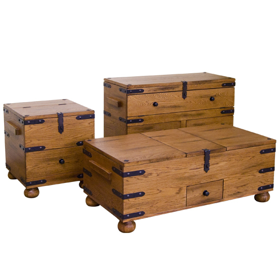 Where Can I Find Antiqued Trunk/chest Hardware?