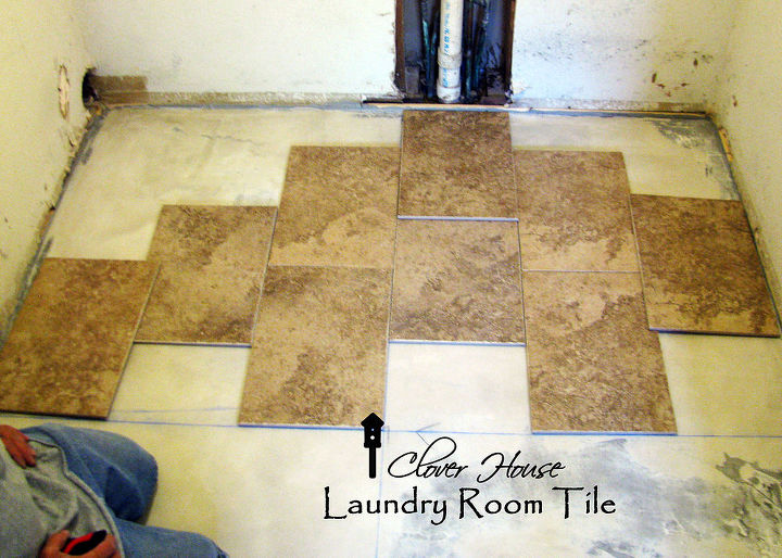 Our tiles are 12 x 18 and BEAUTIFUL!