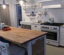 a beautiful harbor cottage, bathroom ideas, bedroom ideas, home decor, kitchen design