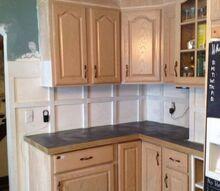 q sw s proclassic vs bm s advance, kitchen cabinets, kitchen design, painting