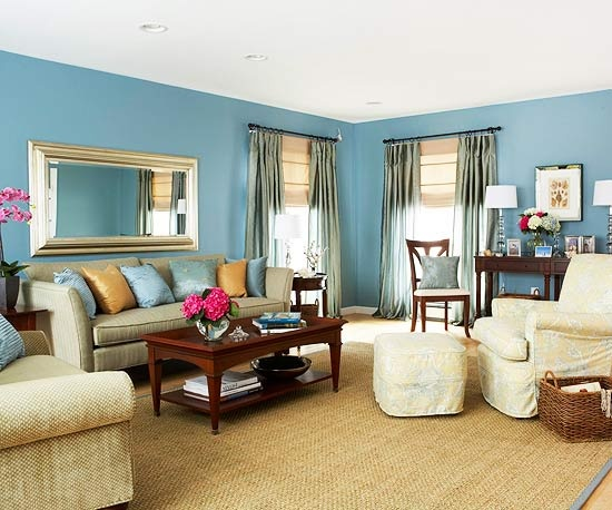 decorate with blue, bedroom ideas, home decor, living room ideas