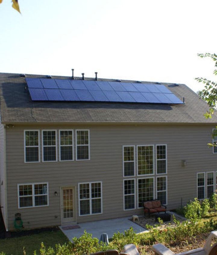 solar install in cumming ga, electrical, go green