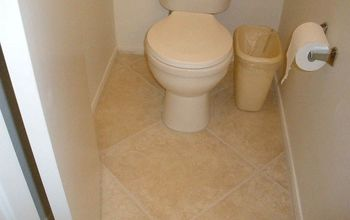 Color Seal Your Tile Floor