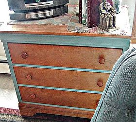 Transforming Vintage Furniture That Is Both Stained And Painted, Chalk  Paint, Painted Furniture,