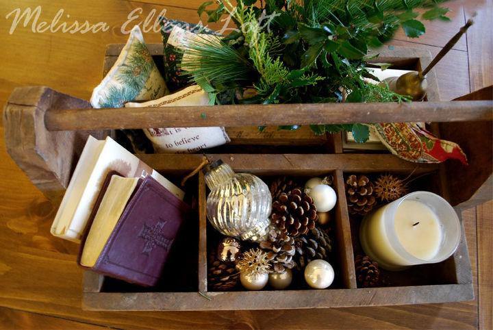 Christmastime toolbox