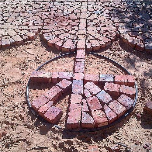 1 meter irrigation pipe to make circle