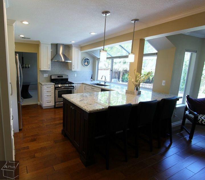 kitchen refacing with custom cabinets, kitchen cabinets, kitchen design