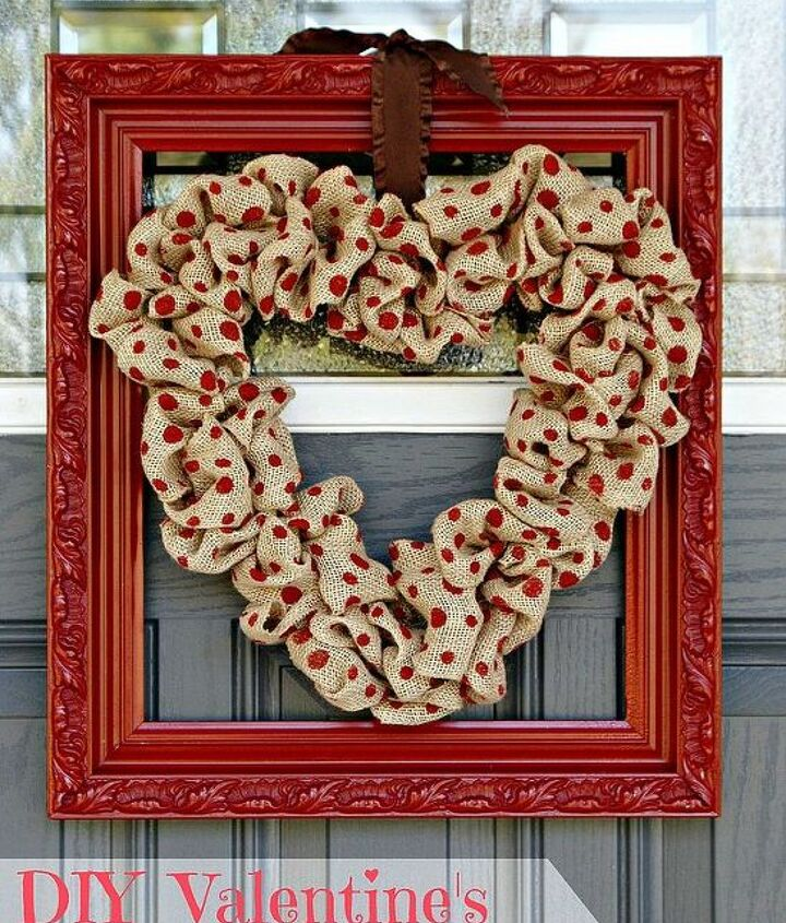 valentine s wreath, crafts, seasonal holiday decor, valentines day ideas, wreaths