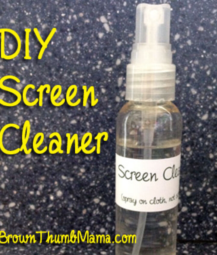 It's easy to clean your electronic equipment with this inexpensive screen cleaner.