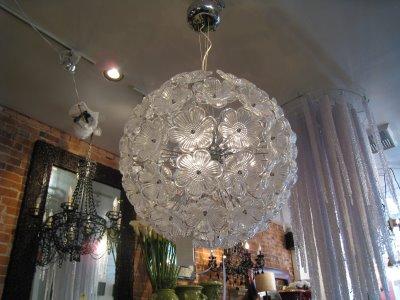 habitat for humanity restore chandelier score, lighting