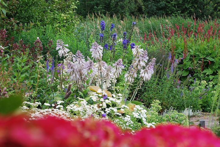 Colorcompositions are so important for daydreaming and inspiration in your garden.