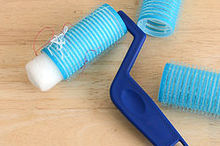 simple sewing room solution, cleaning tips, craft rooms, crafts, No more threads on the floor How easy is that