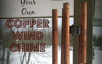 Make Your Own Copper Wind Chime