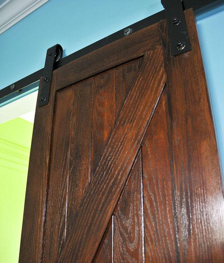 Custom cable barn doors