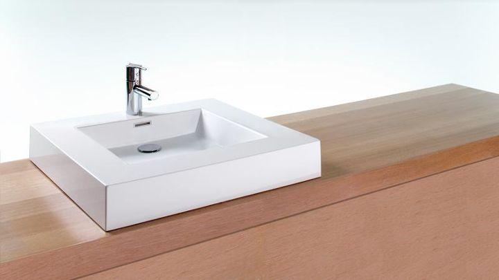 Replace bathroom sink on granite countertop | Hometalk