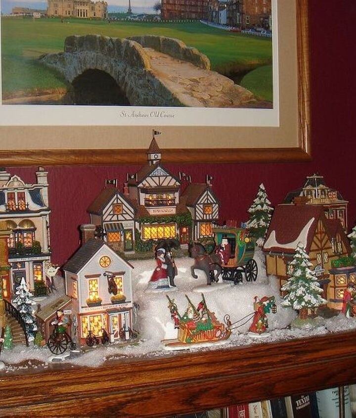 More villages....I know, I have too many!!