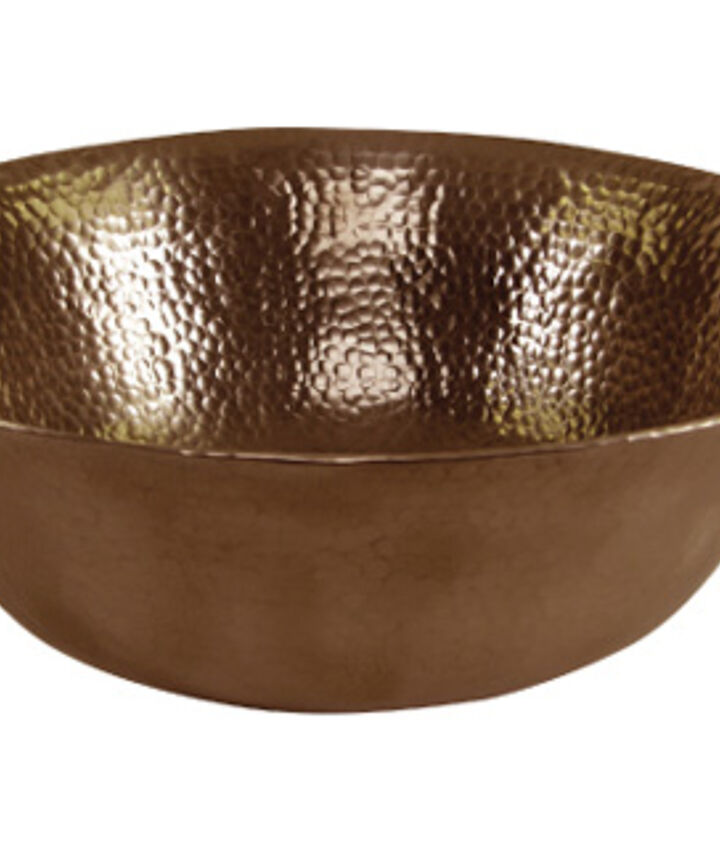 q want to mount a copper vessel sink to something unique quirky, bathroom ideas, home decor, kitchen design, repurposing upcycling