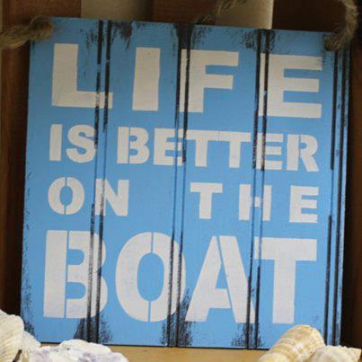 nautical beach signs, home decor