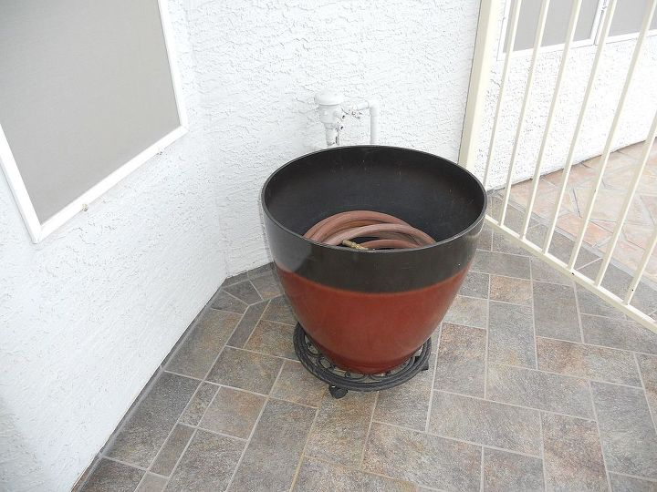 q how do i get rust off of tile and grout outside, cleaning tips, home maintenance repairs, how to, outdoor living, tiling