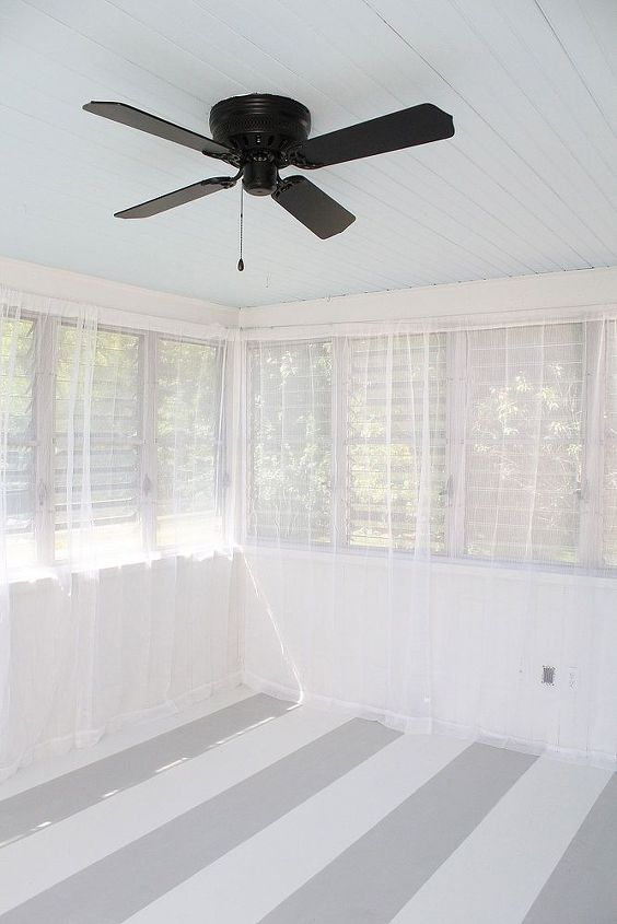Hanging Curtains With Tension Wire | Hometalk