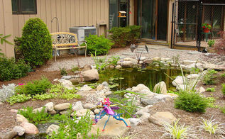 ecosystem ponds garden ponds fish ponds landscape ponds backyard ponds waterfall, outdoor living, ponds water features, Ecosystem Garden Pond Waterfalls Stream Pond Design and Fish Pond Installation by Acorn Landscaping of Rochester NY Contact us today at 585 442 6373 or visit